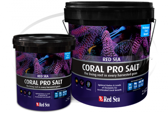 Red Sea Coral Pro сол, 22кг кофа